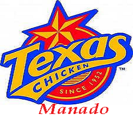 Texas Chicken Manado